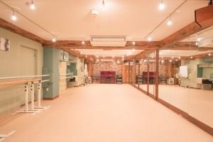 原宿 ダンススタジオ リトミック教室