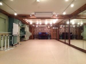原宿レンタルスタジオ ダンススタジオ写真