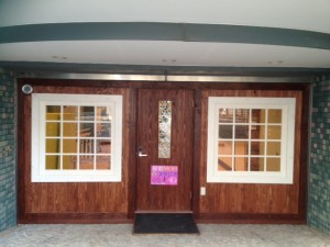 原宿スタジオ 原宿レンタルスタジオ 入口写真