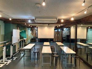 原宿MOAスタジオ 英会話教室 ワークショップ