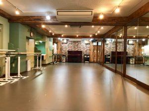 フラダンス タヒチアンダンス 原宿レンタルスタジオ