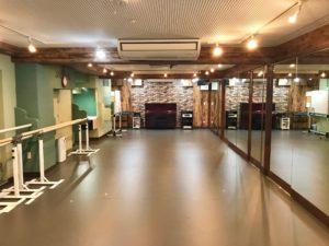 原宿レンタルスタジオ利用用途 バレエレッスン場所 ヨガスクール