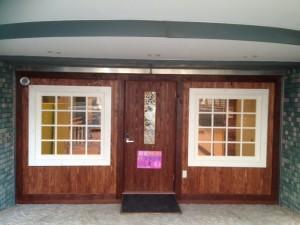原宿スタジオ 入口の位置
